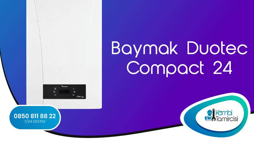 Baymak Duotec Compact 24 Arıza Kodları