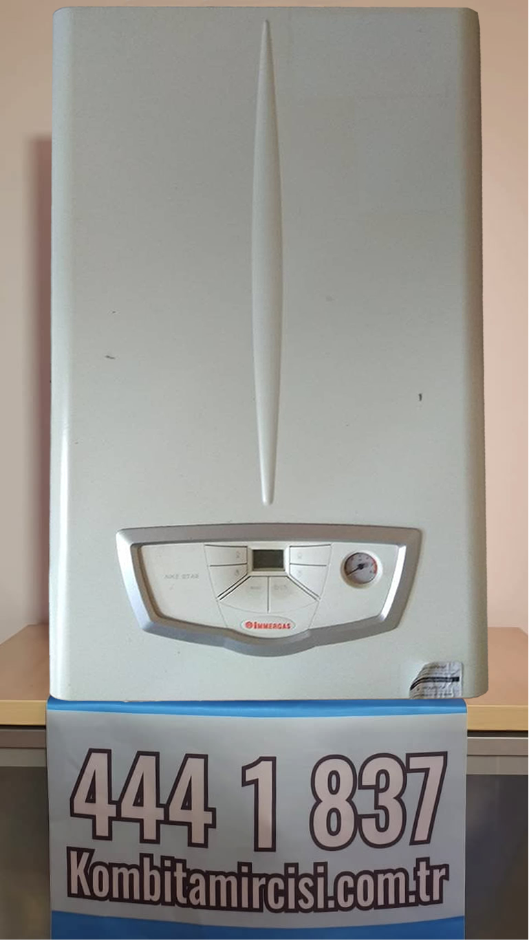 Immergas Eolo Star 24 kW Hermetik Kombi