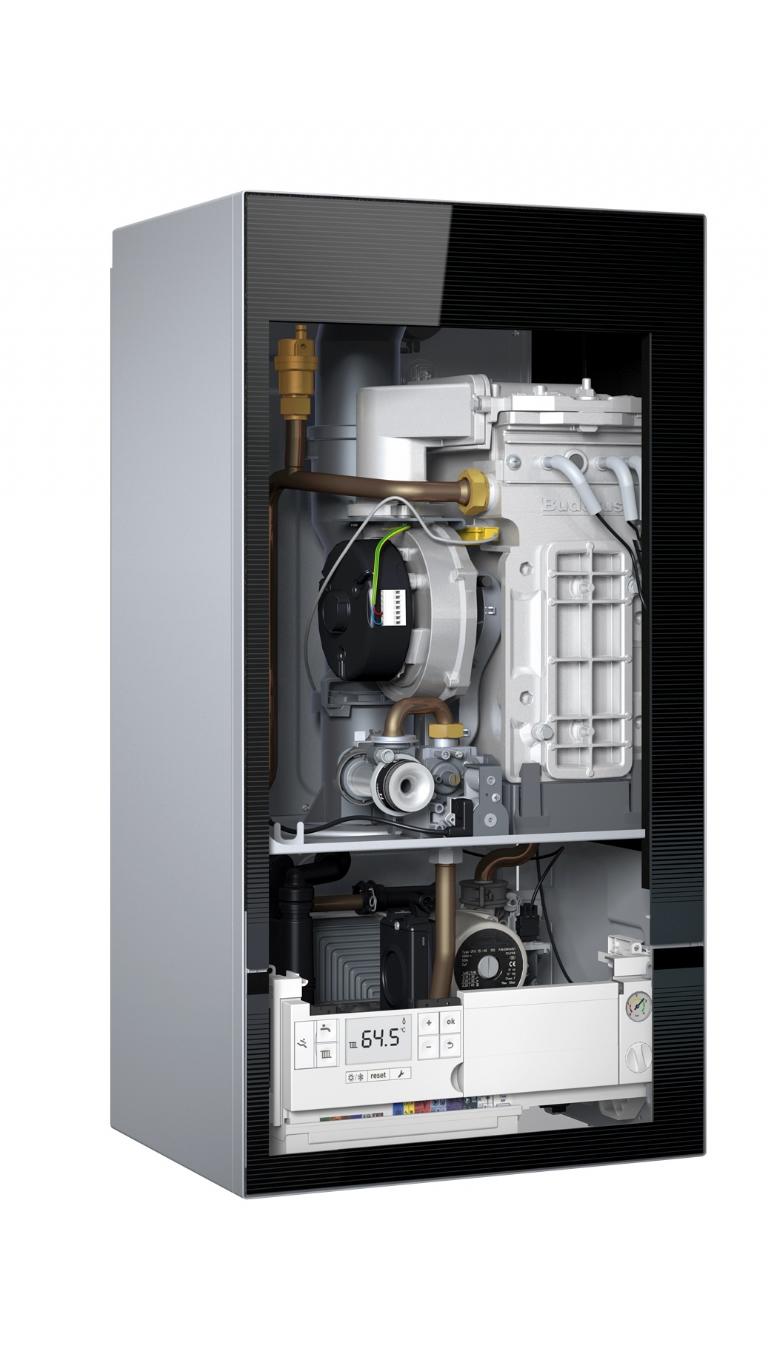 Buderus Logamax Plus GB172i 28 kW Yoğuşmalı Kombi