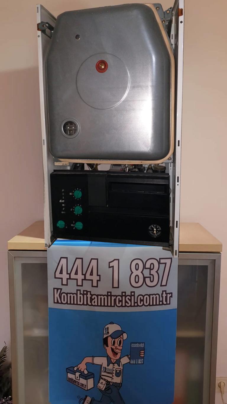 Vaillant Vck 24 kW Bacalı Kombi