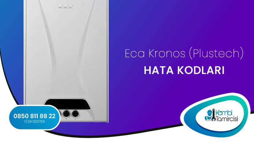 Eca Kronos (Plustech) Arıza Kodları