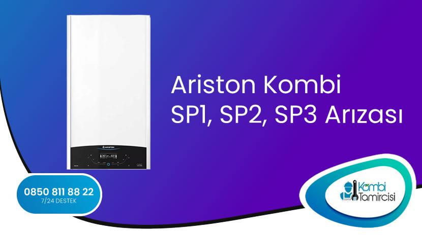 Ariston Kombi SP1, SP2, SP3 Arızası
