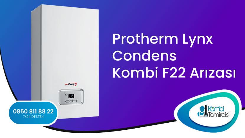Protherm Lynx Condens Kombi F22 Arızası