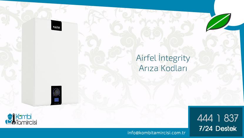 Airfel İntegrity Arıza Kodları