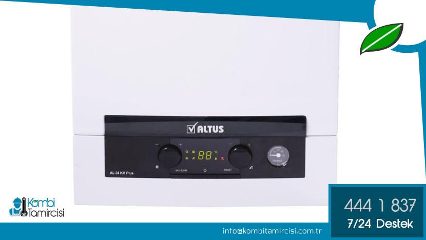 Altus AL 24 KH Plus Arıza Kodları