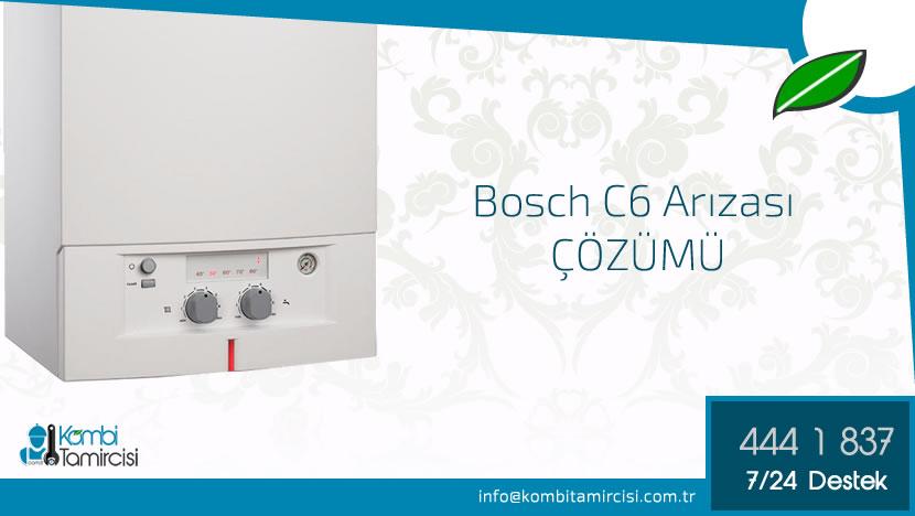 Bosch C6 Arızası