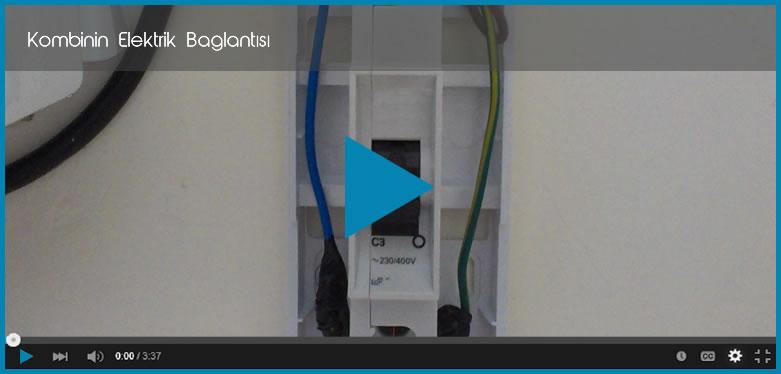 Kombinin Elektrik Bağlantısı